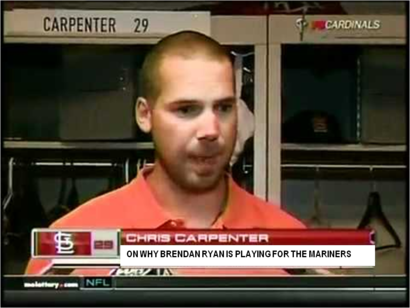 Carpinterviewonryanmovetomariners