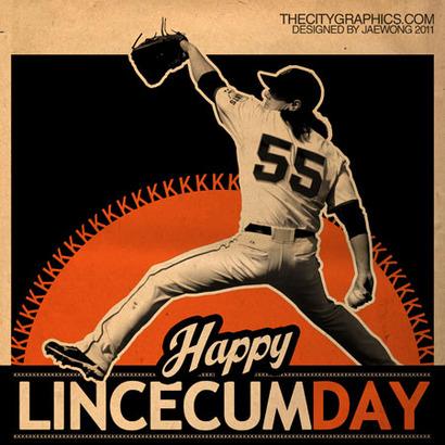 Lincecumday