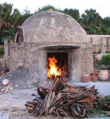 Pottery-kiln-yucatan