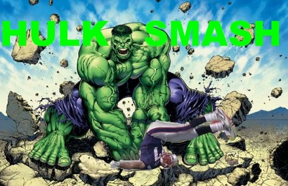 Hulksmash