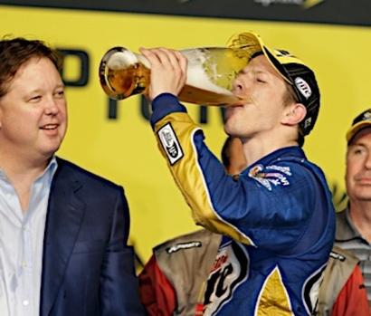 Brad-keselowski-and-beer