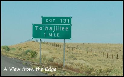 To_hajiilee_exit