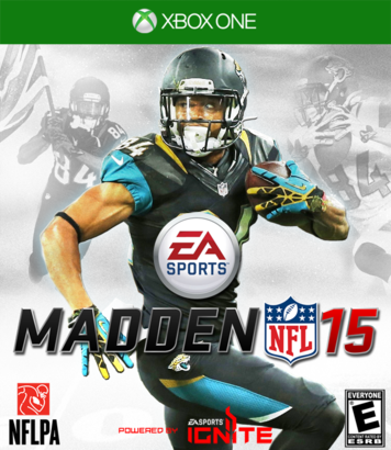 madden 15 official cover - photo #15