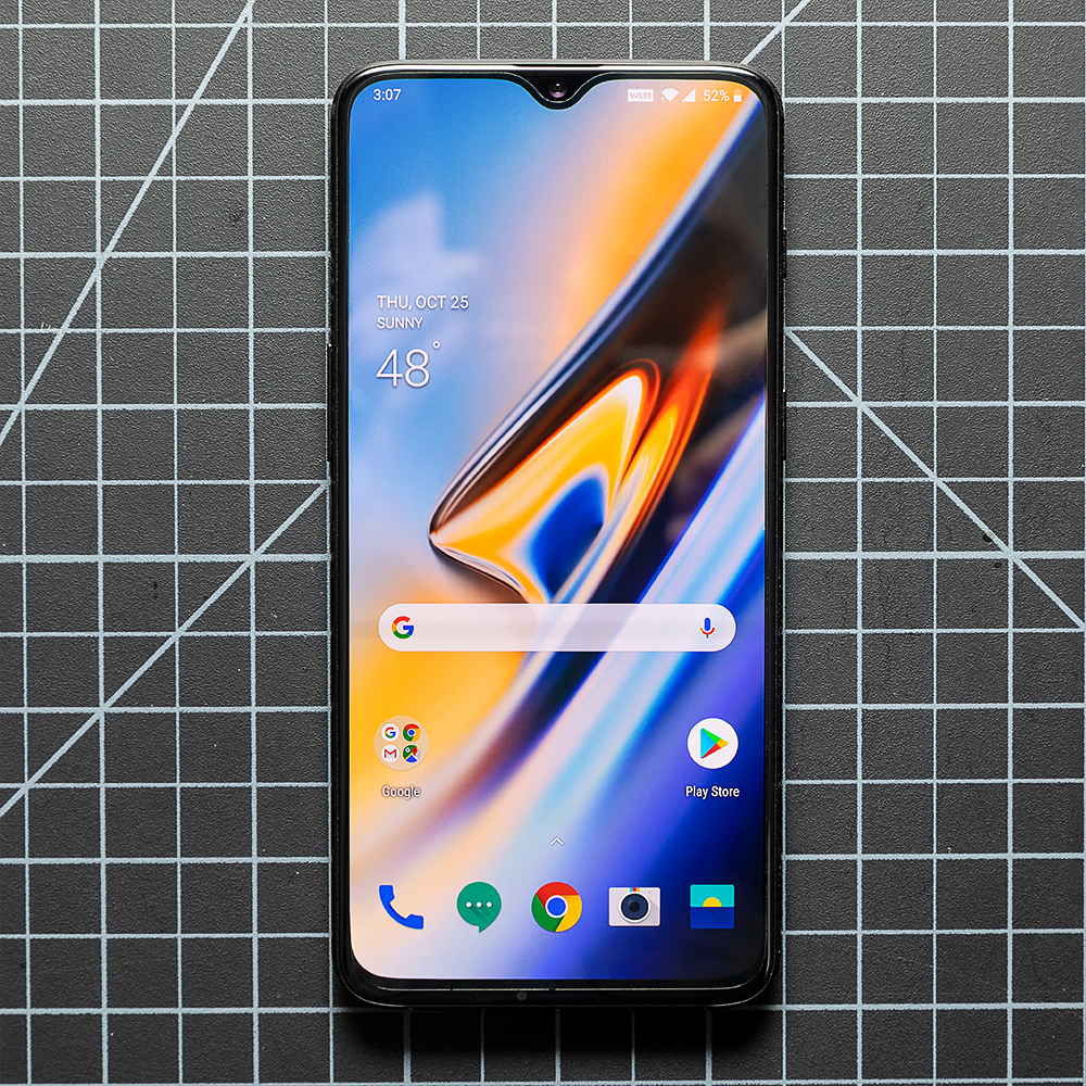 Techmeme: OnePlus 6T review: buttery-smooth performance