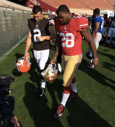 Johnny-manziel-in-full-browna-uniform-and-pads-with-carlos-hy...-on-twitpic_medium