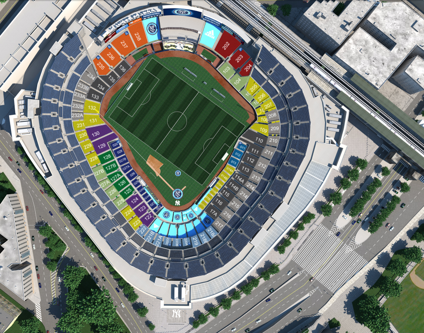 NYCFC releases Yankee Stadium seating chart - SBNation.com on pinstripe bowl seating chart, map petco park seating chart, yankee stadium seat chart, ny yankees seating chart, yankee stadium home run chart, angels stadium suite seating chart, map of yankee stadium area, map angel stadium seating chart, map barclays center seating chart, map of new york yankee stadium,