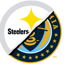 Steelers_and_union_logo