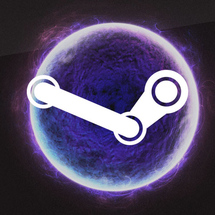 Steam-os-planet-steam-logo