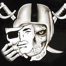 Raidersskullface