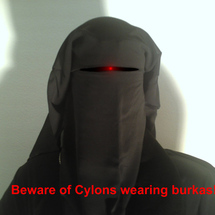 Old_school_cylon_in_a_burka_by_elvis_chupacabra