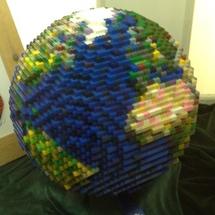 Lego_globe