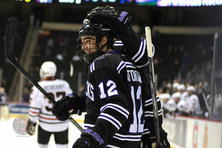 WCHA: Power Rankings - WCHA's Minnesota State Starts New Year #1