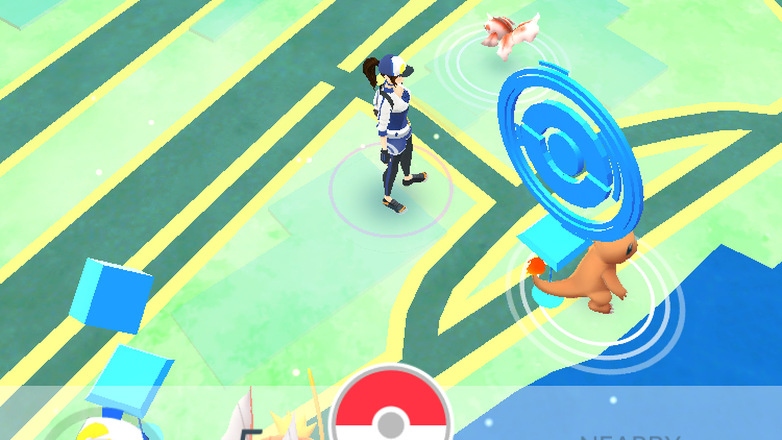 Downloading Pokemon Go Maps Directly From Google Saves