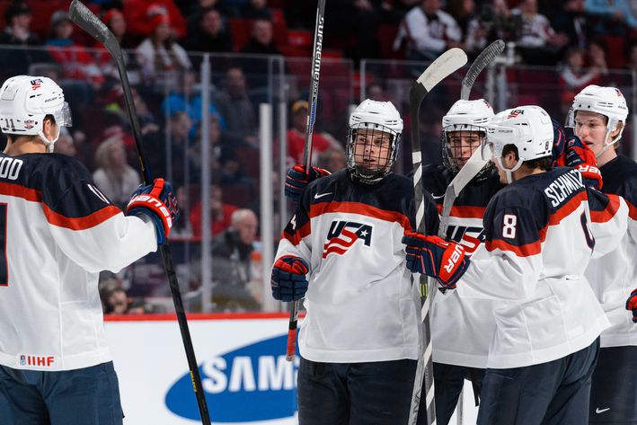 WJC: USA Vs. Canada Preview - 4:00 PM EST