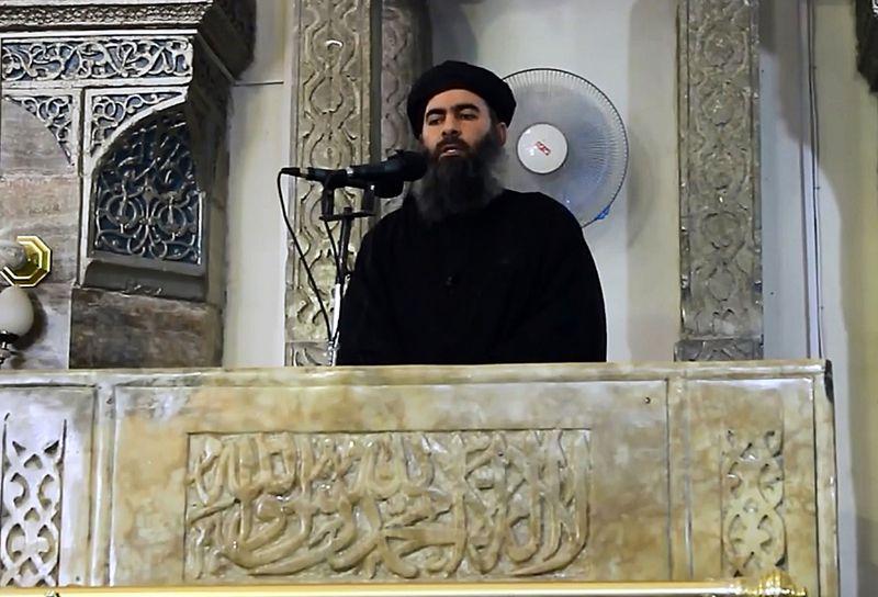 Abu Bakr al-Baghdadi Sermon
