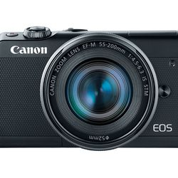 canon's new mirrorless camera is like an m5 in a smaller