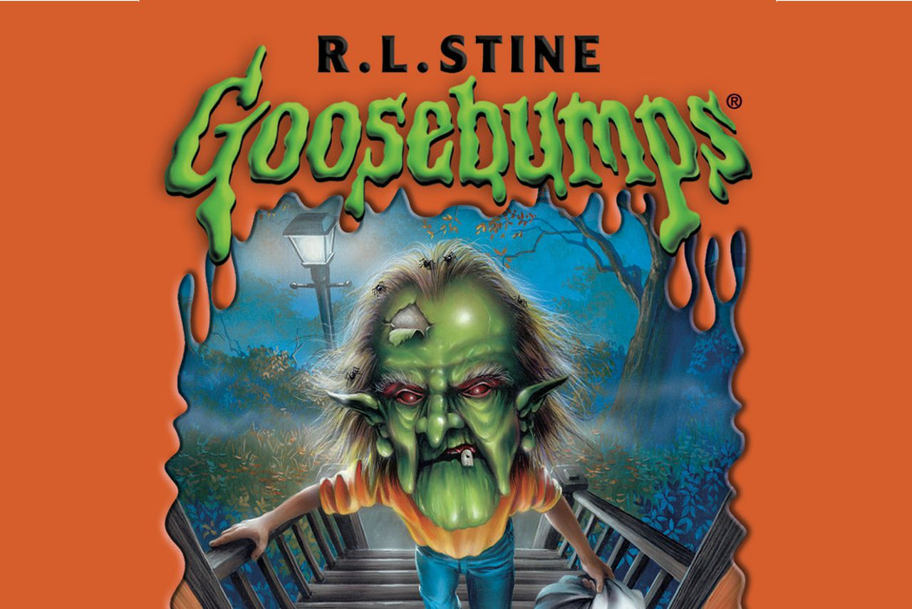 Free coloring pages of goosebumps horrorland