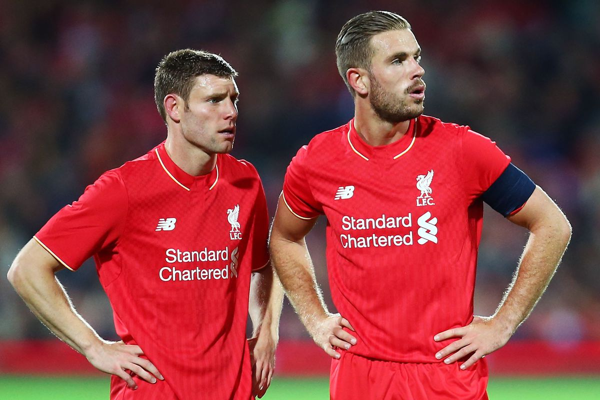 Taken To The Captains Role Very Well The Liverpool Offside