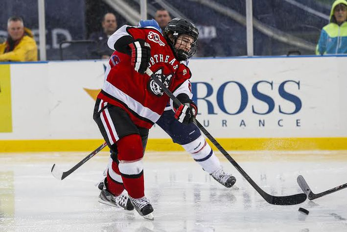 Hockey East: Northeastern Avenges Beanpot Loss With Wild Win Over BU