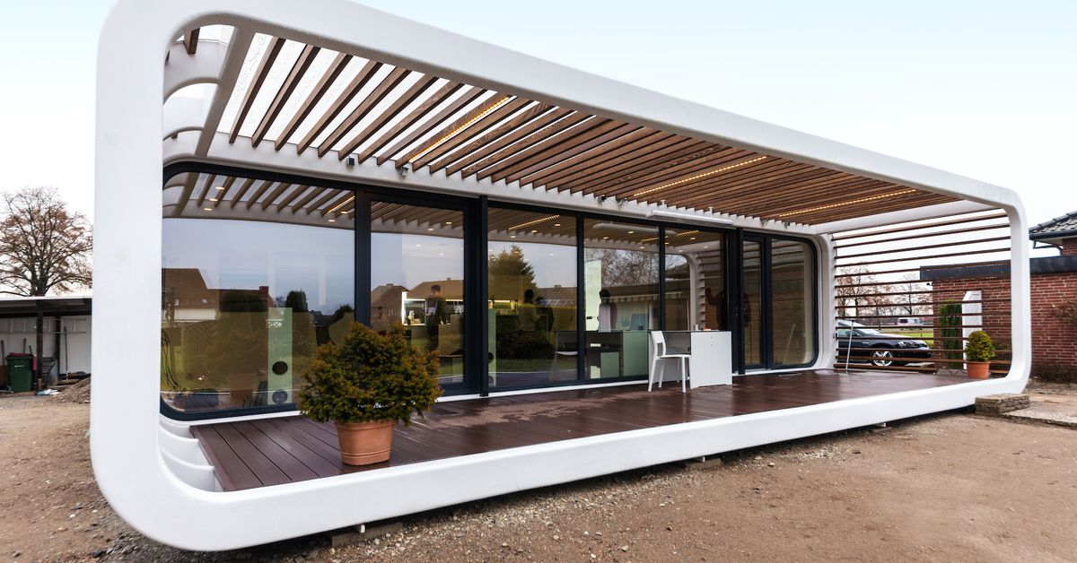 Portable Prefab Home Takes Mobile Living To The Next Level