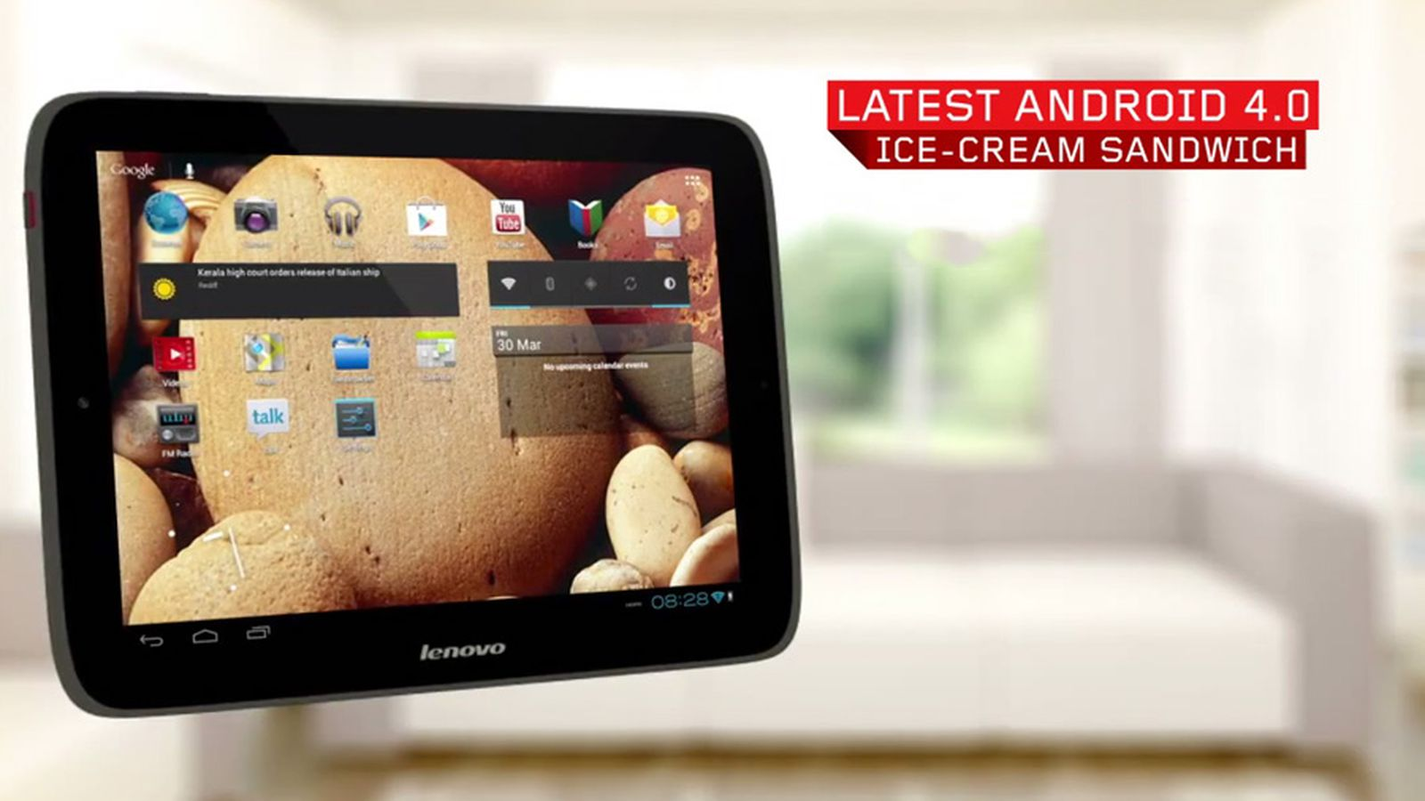 Run android 40 ice cream sandwich on your pc
