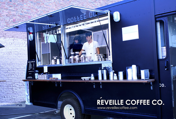 Reveille Coffee Spills Food And Design Details