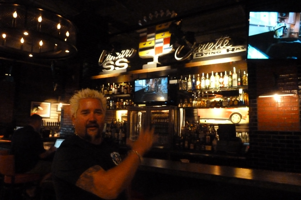 Guy Fieri American Kitchen And Bar Nyc Menu