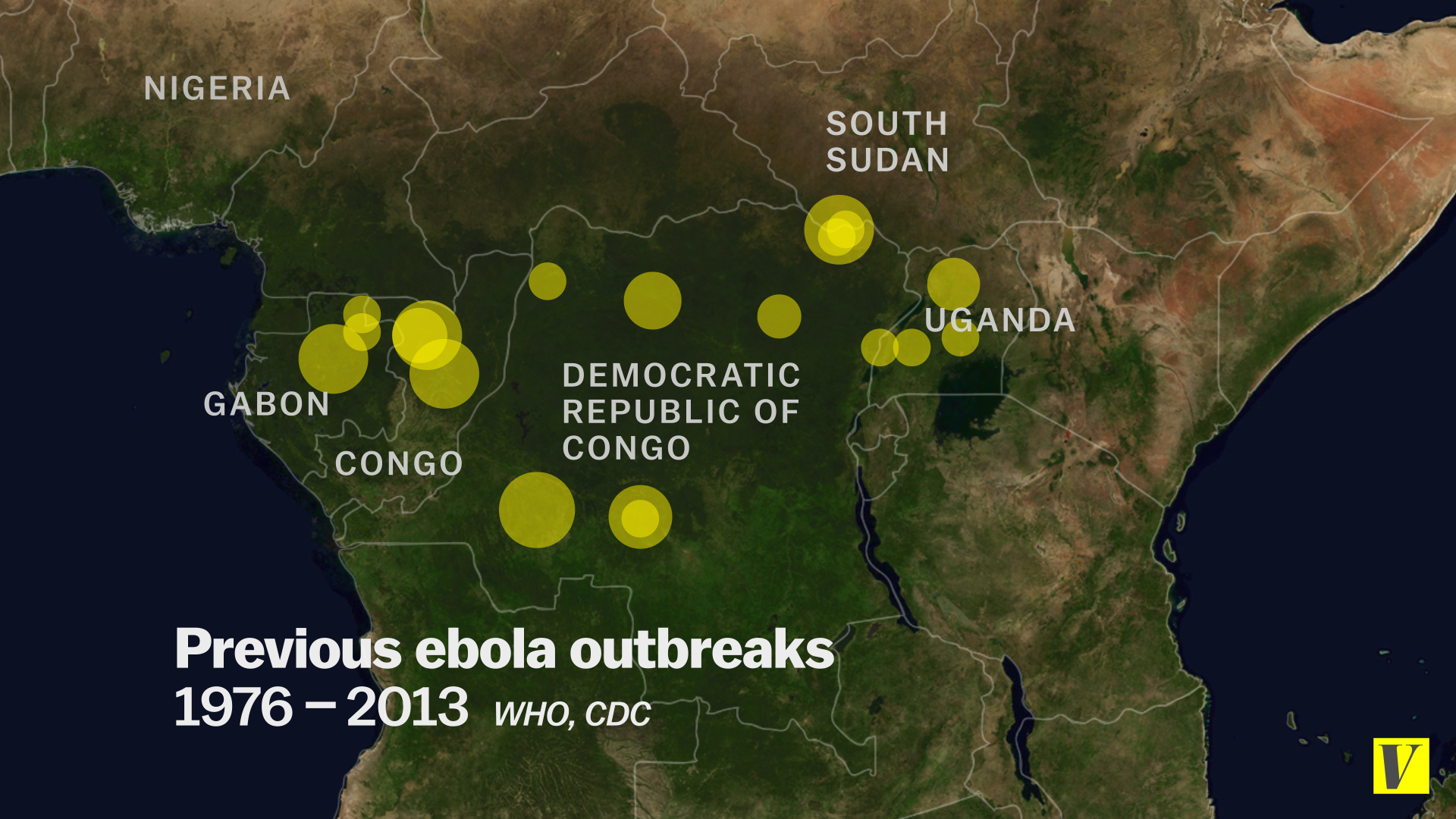 Previous Ebola outbreak