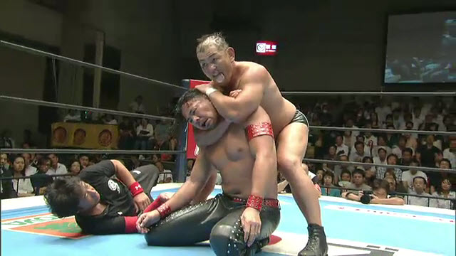 Japanese wrestling porn, pussy hammered roughly
