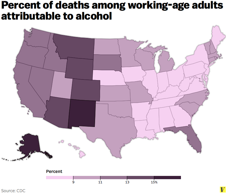 In 2006 Alone The Cdc Estimated Excessive Drinking Cost The United States 223 5 Billion