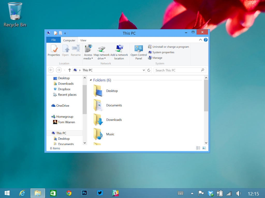 Remove OneDrive from the Explorer Side Panel in Windows 10