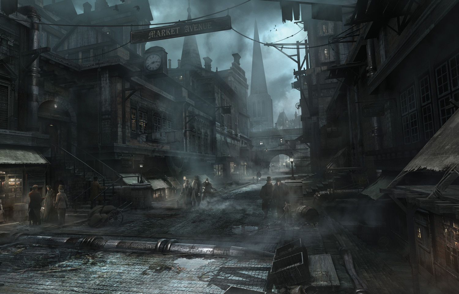How The Art Of Thief Became The Art Of Thief Polygon