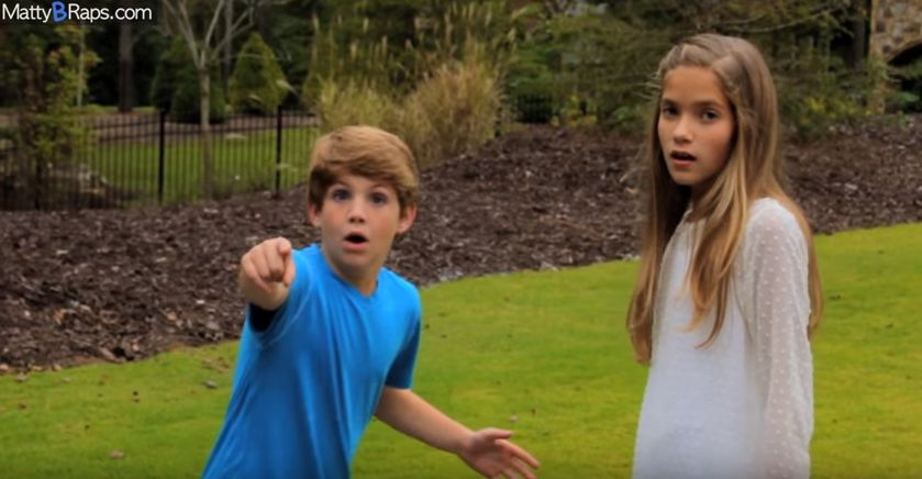 Is mattybraps dating someone