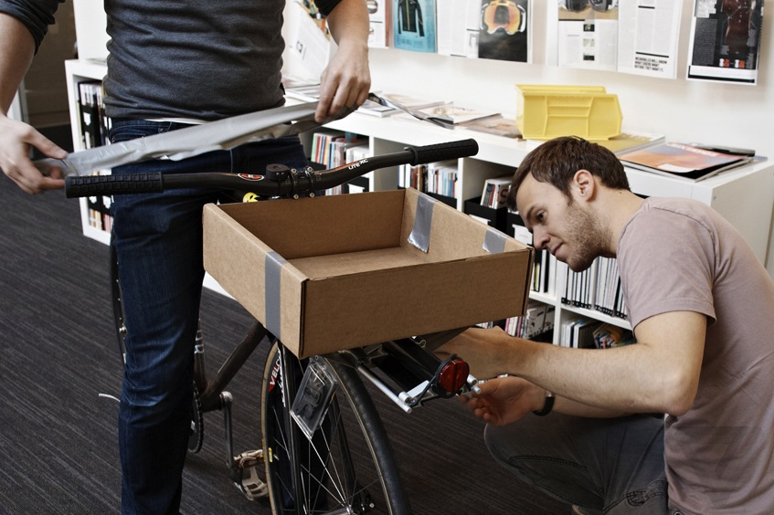 How the design firm behind the Xbox built the bike of the