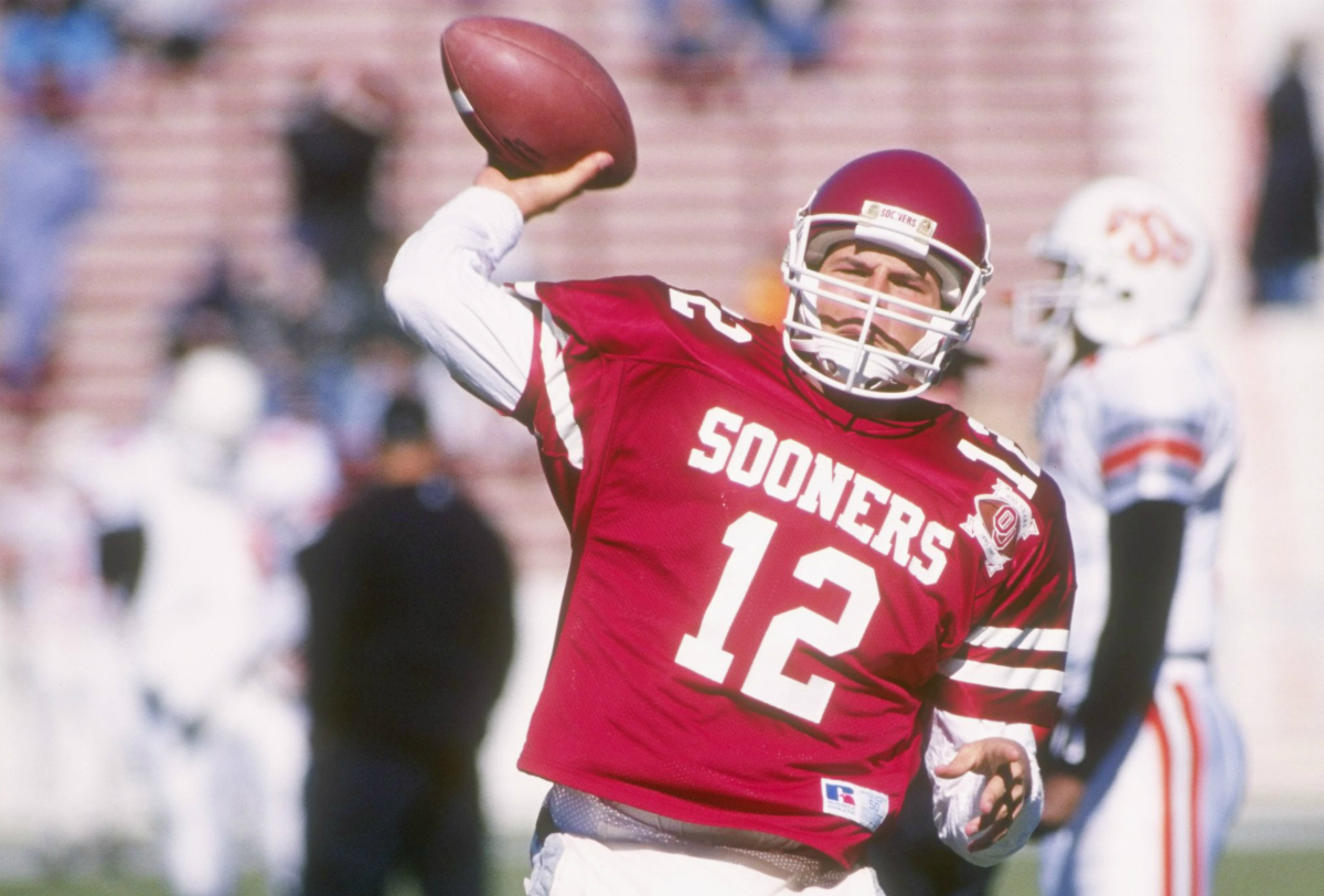 Image result for oklahoma football jersey 1997