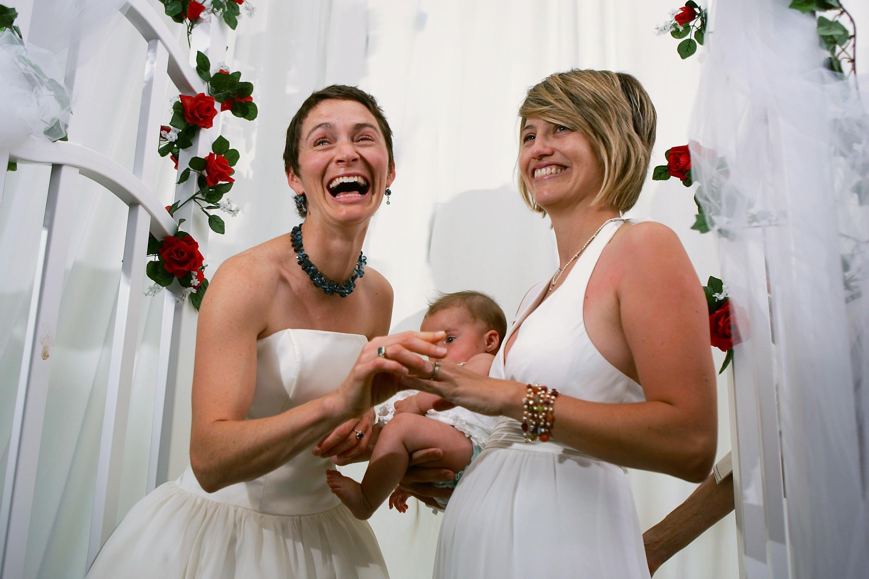 same-sex couple california