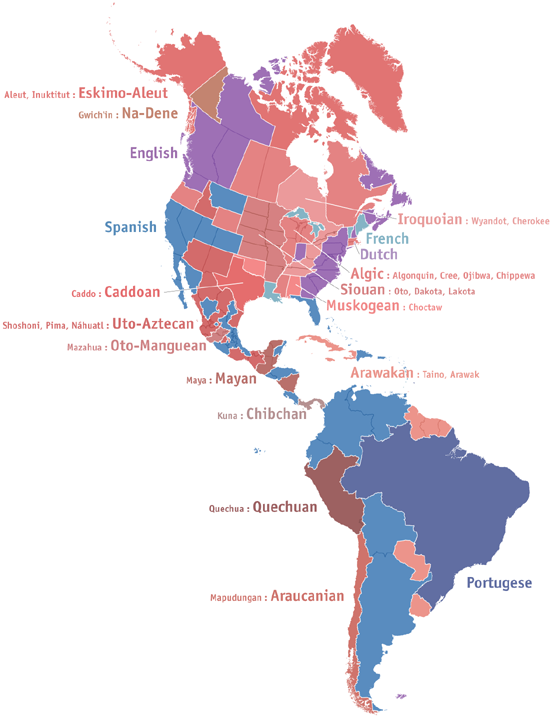 Maps That Explain America Vox - Interactive map exploration of north america