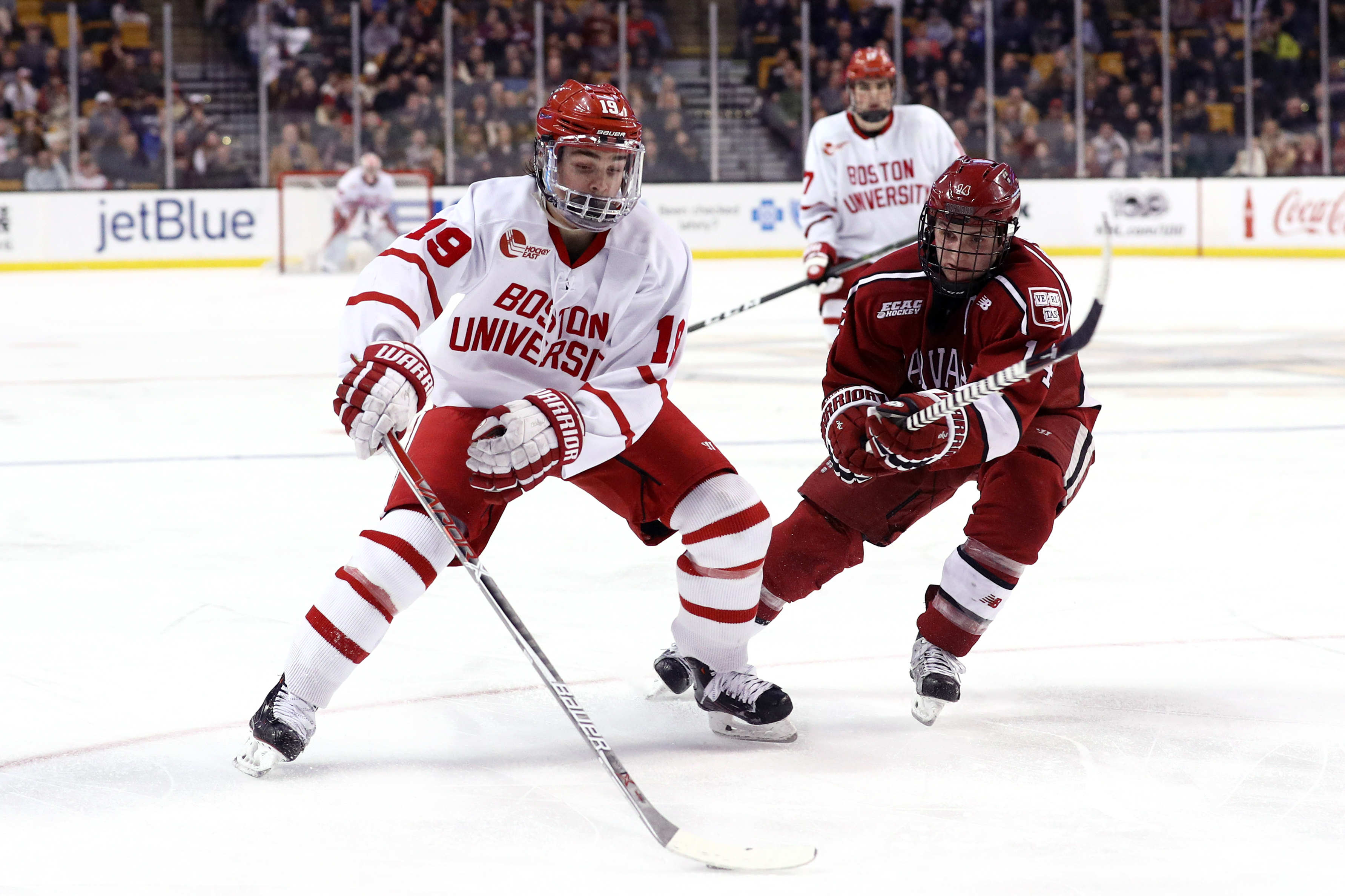 NCAA: Top 100 NHL Prospects - 1-5
