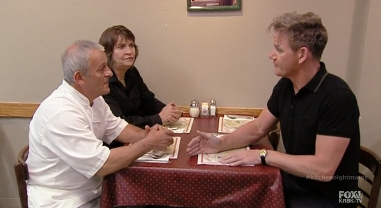 Kitchen Nightmares: Pantaleone\'s, Denver\'s Best Pizza? - Eater