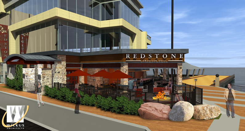 Brick oven pizza redstone american grill more coming for American cuisine washington dc