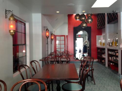 Open Sesame Restaurant Dallas