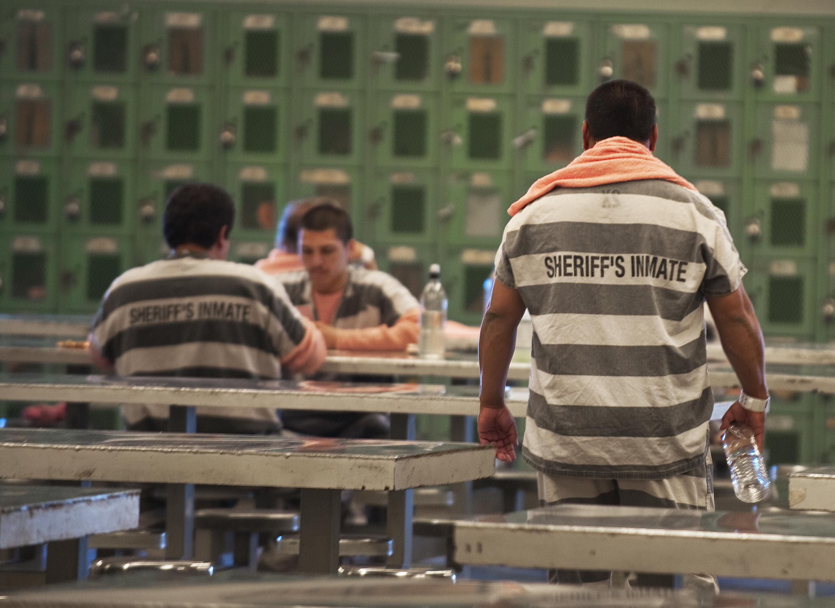 Arizona jail inmates