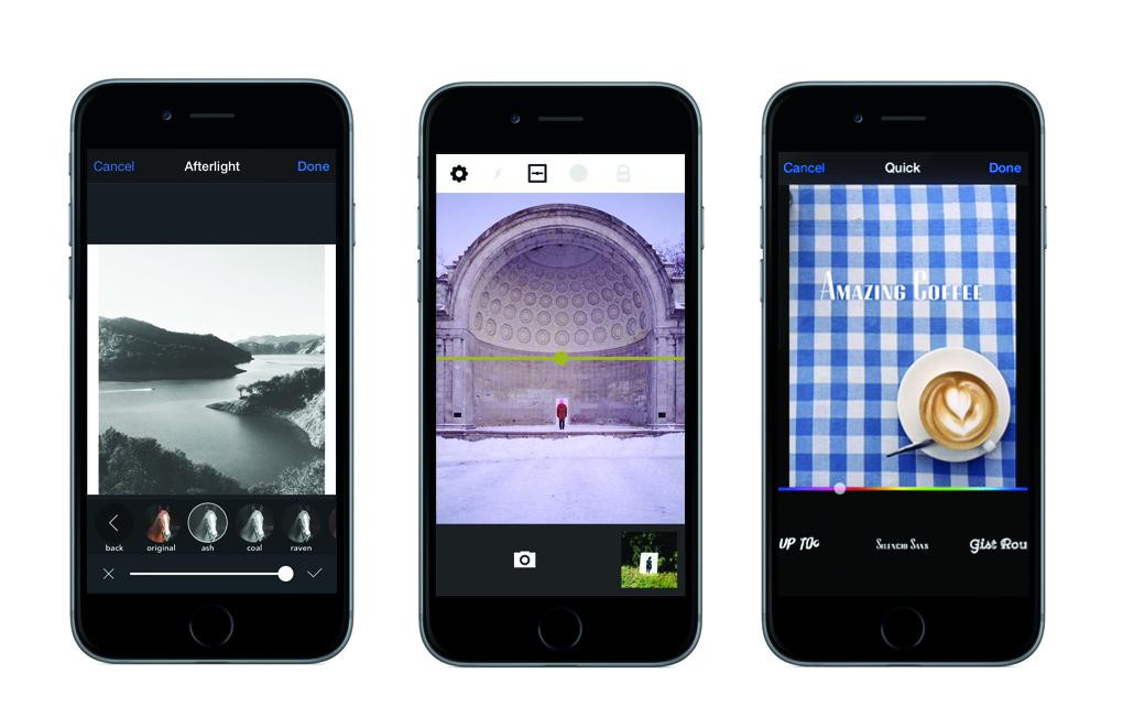 ios 8 iphones photo editors