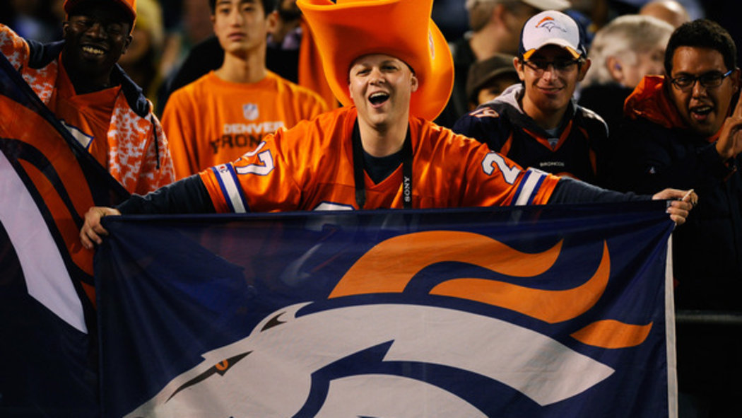 Denver Broncos Announce Inactives Vs Chargers Mile High