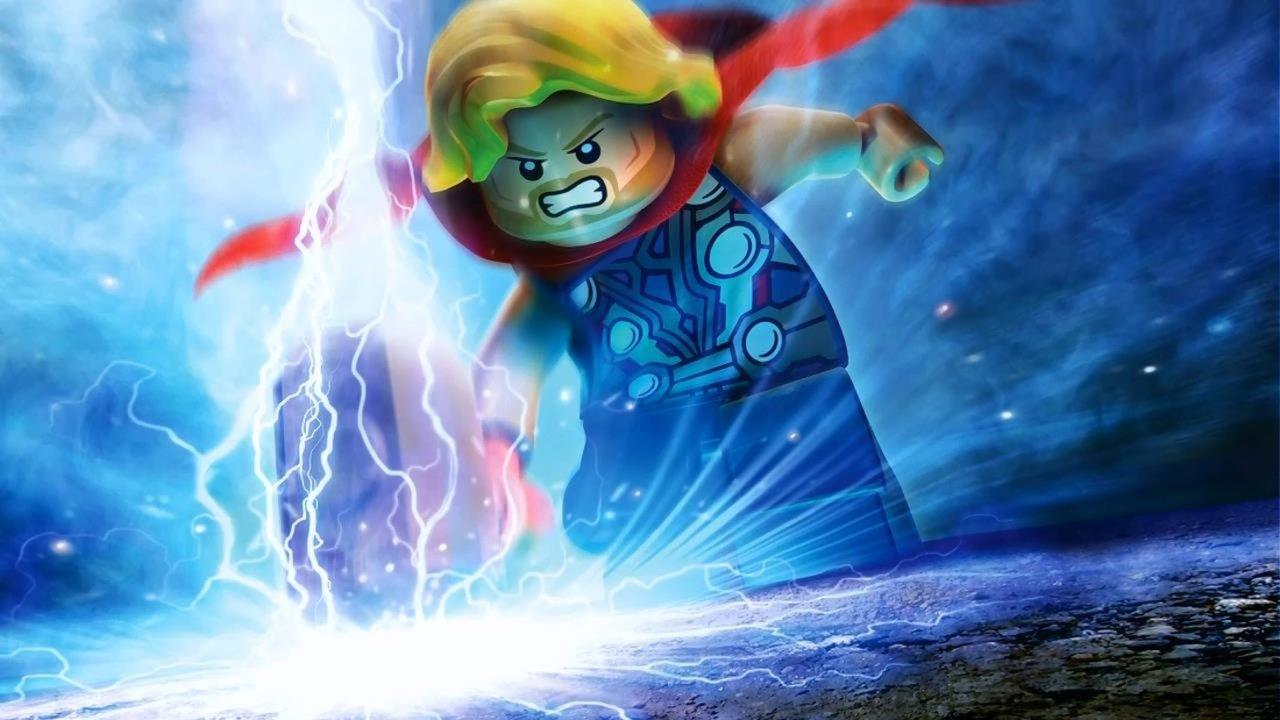lego marvel thor - photo #5