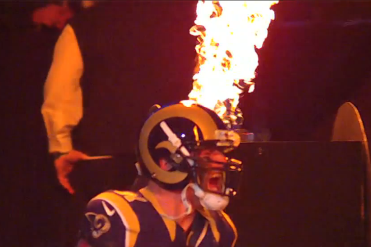 Random Ramsdom: St. Louis Rams News, Free Agency, & the NFL Draft ...