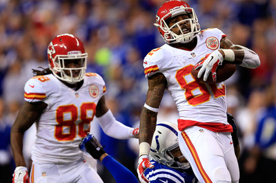 How long will Dwayne Bowe be a Kansas City Chief?