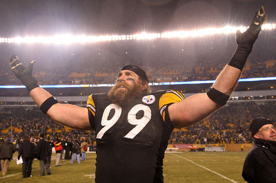 NFL Free Agency 2014: Brett Keisel mentioned among 'bargain finds' still available