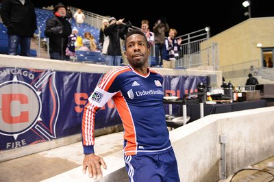 Former Revs Midfielder Clyde Simms in Need of a Kidney Transplant