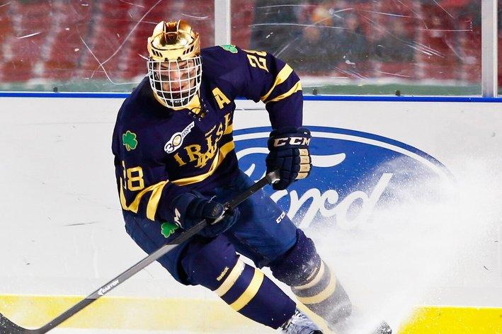 Hockey East: Chicago Blackhawks Sign Stephen Johns
